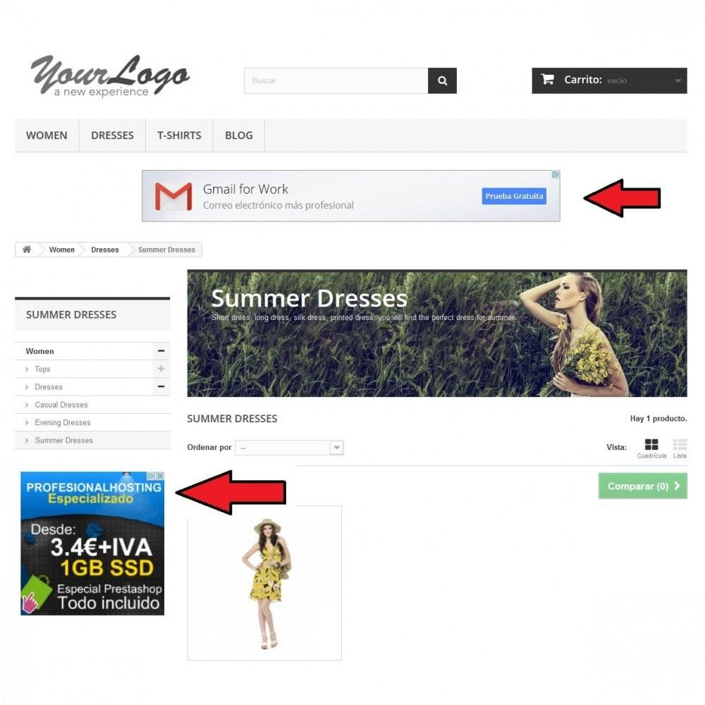 module - Betaalde vermelding & Lidmaatschap - Easy Google Adsense - 6