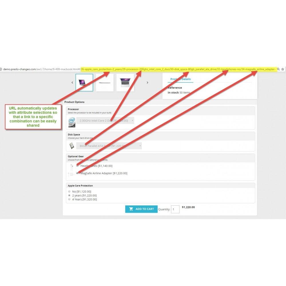 module - Deklinacje & Personalizacja produktów - Attribute Wizard - 2