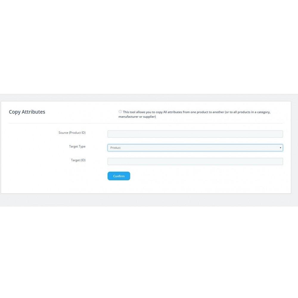 module - Bundels & Personalisierung - Attribute Wizard (PS 1.7) - 4