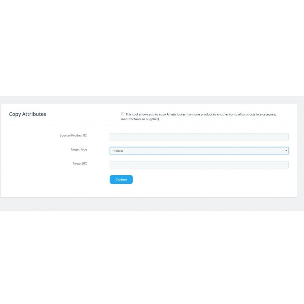 module - Deklinacje & Personalizacja produktów - Attribute Wizard - 4