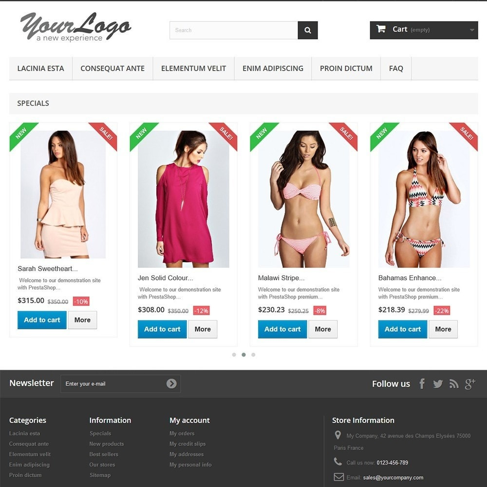 module - Sliders & Galerias - Special products carousel with Google Rich Snippets - 2