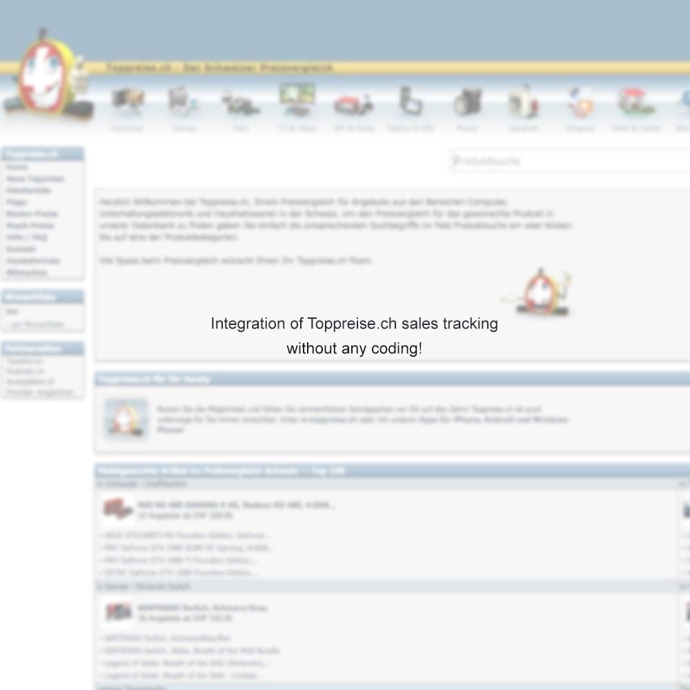 module - Analysen & Statistiken - Toppreise.ch Sales Tracking - 3