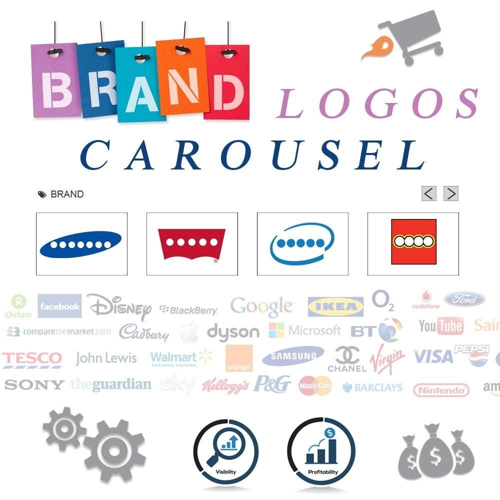 module - Marcas & Fabricantes - Responsive Brand Logos Carousel - 1