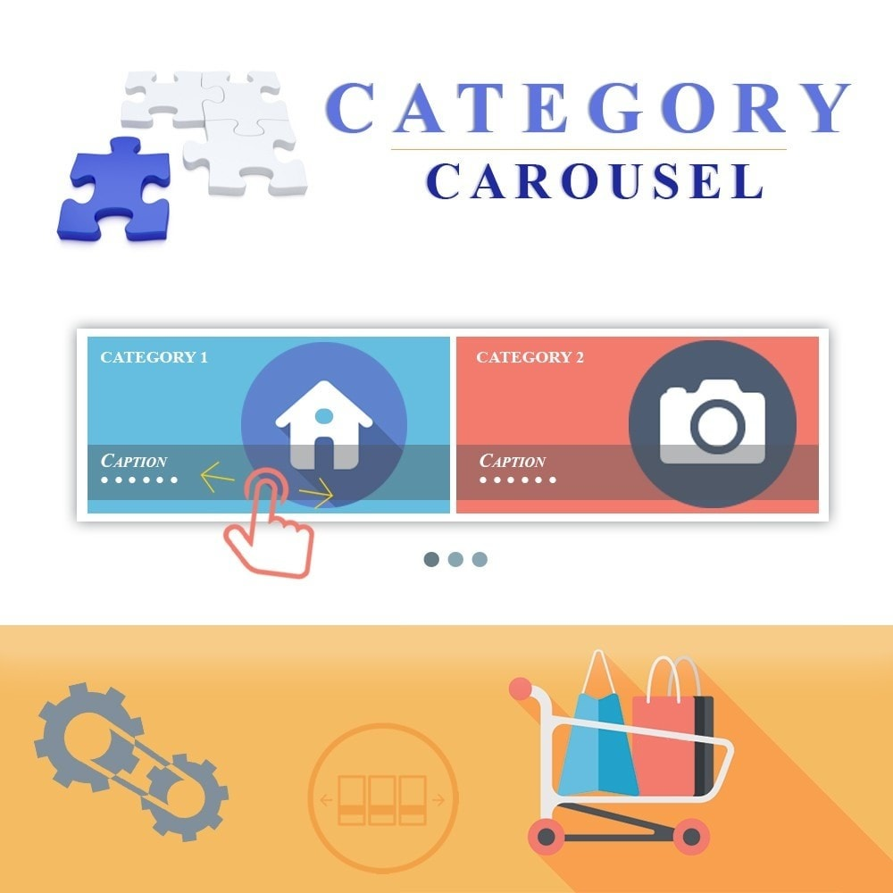 module - Sliders & Galleries - Responsive Carousel with Categories - 1