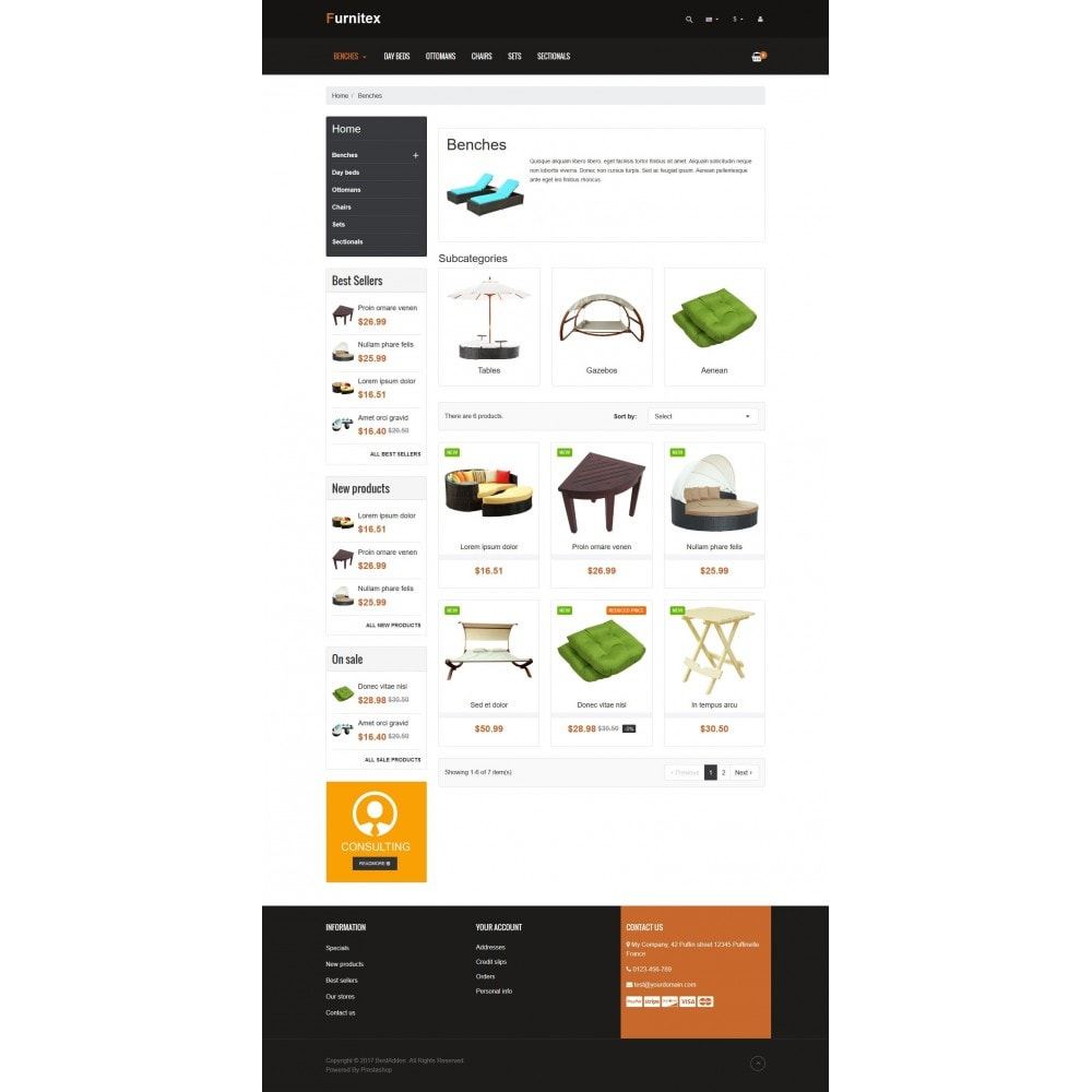 theme - Home & Garden - VP_Furnitex Store - 3