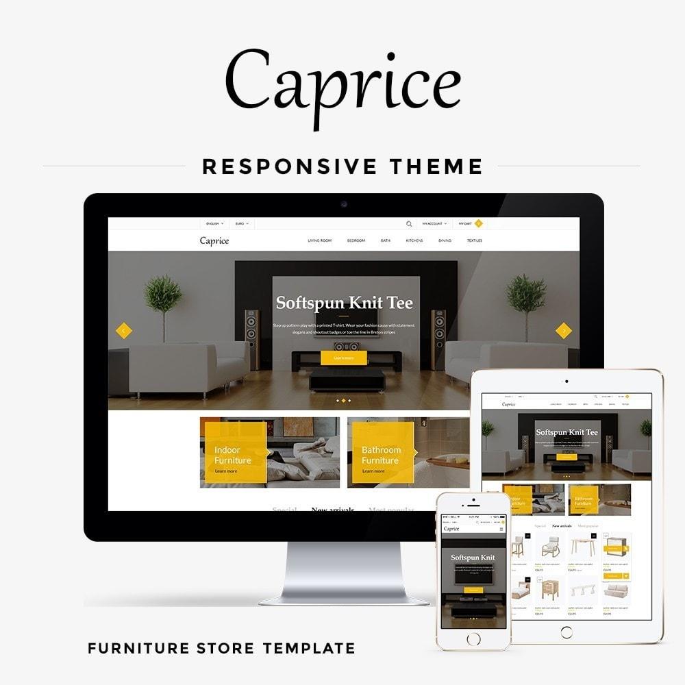 theme - Home & Garden - Caprice - 1