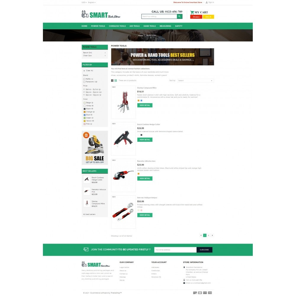 theme - Autos & Motorräder - Smart Tools Store - 4