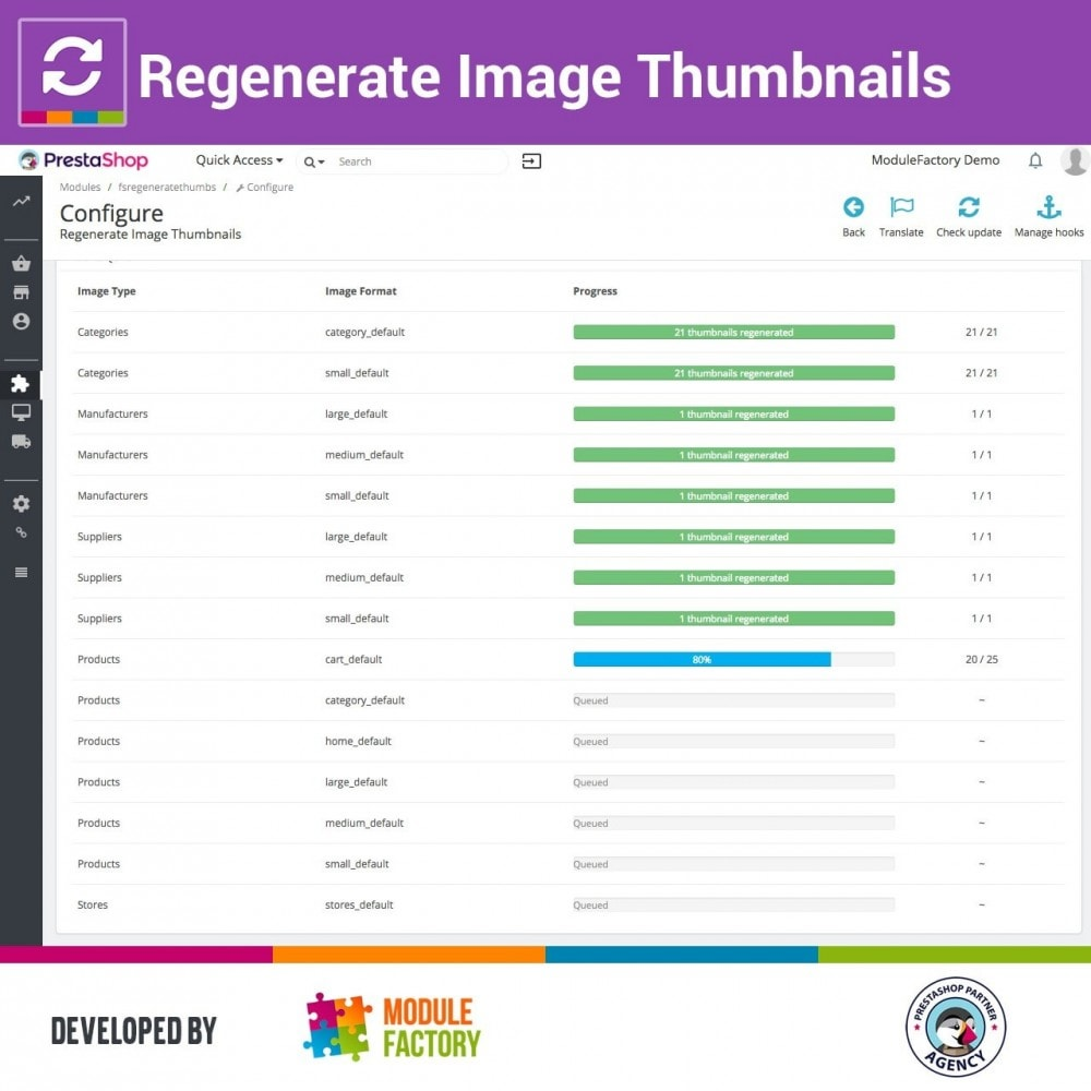 module - Visual Products - Regenerate Image Thumbnails - 2