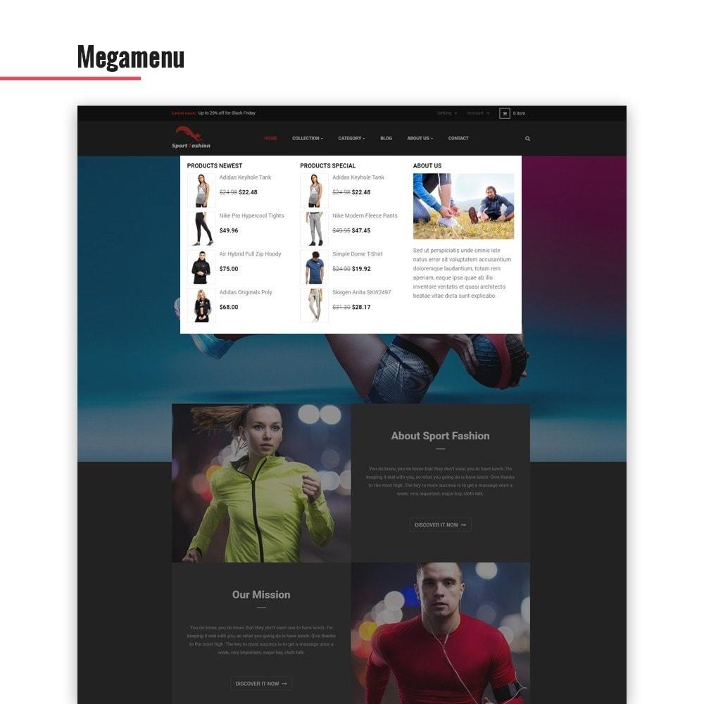 theme - Moda y Calzado - Ap Sport Fashion - 3