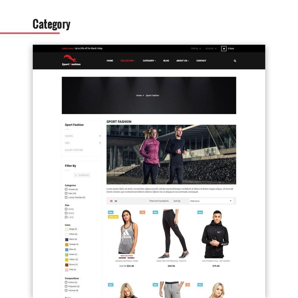 theme - Moda & Calçados - Ap Sport Fashion - 4