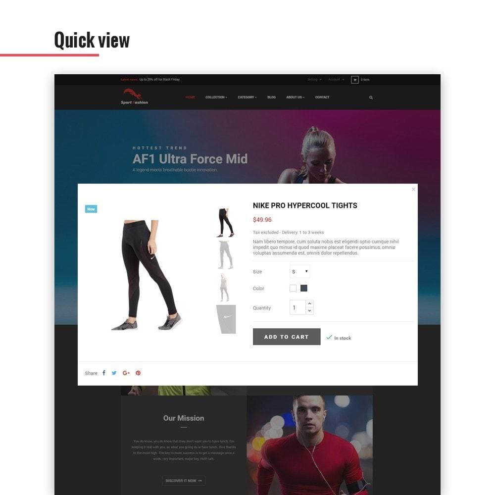 theme - Moda & Calçados - Ap Sport Fashion - 5