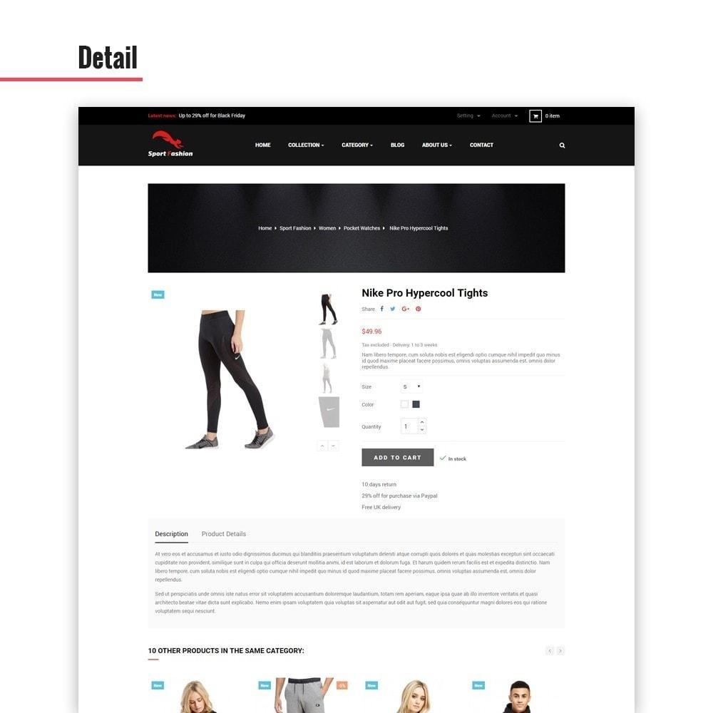 theme - Moda & Calçados - Ap Sport Fashion - 6