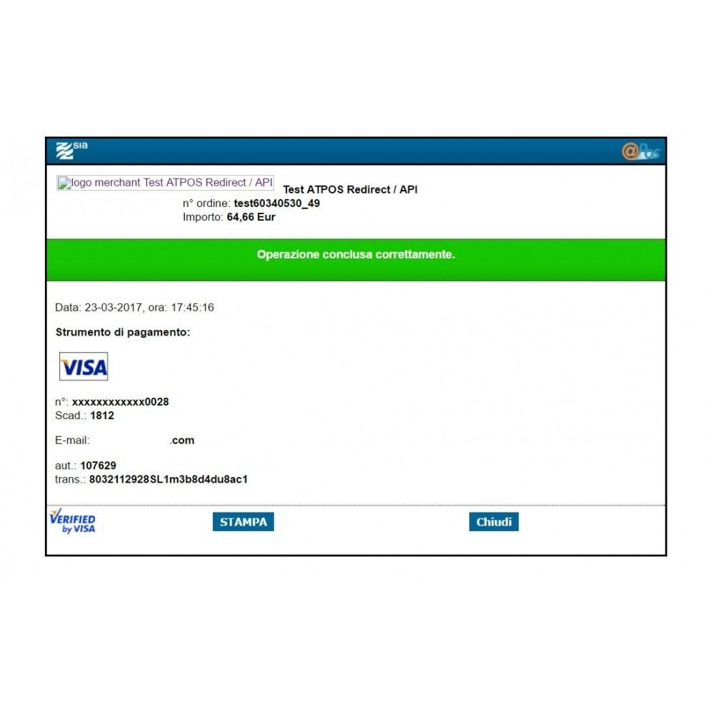 module - Software POS - Pos Virtuale @POS di SIA Avanzato Ufficiale - 6
