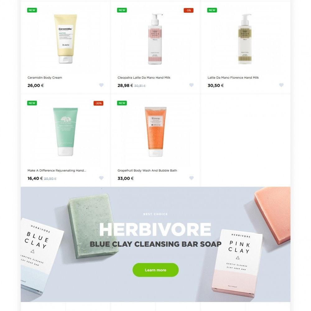 theme - Здоровье и красота - Green Season Cosmetics - 3