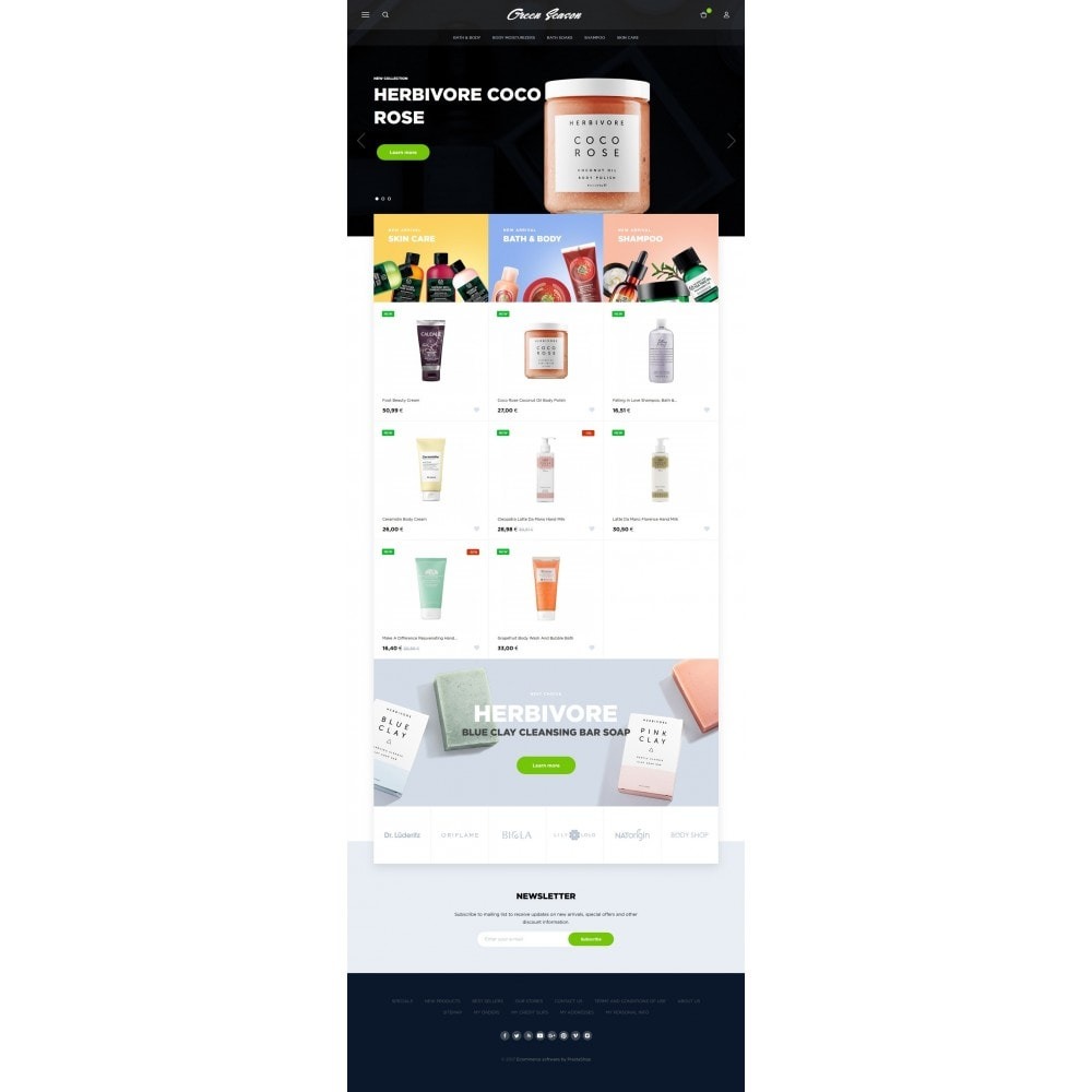 theme - Gesundheit & Schönheit - Green Season Cosmetics - 10