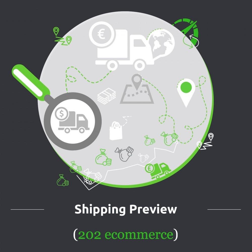module - Spese di Spedizione - Shipping Preview - 1