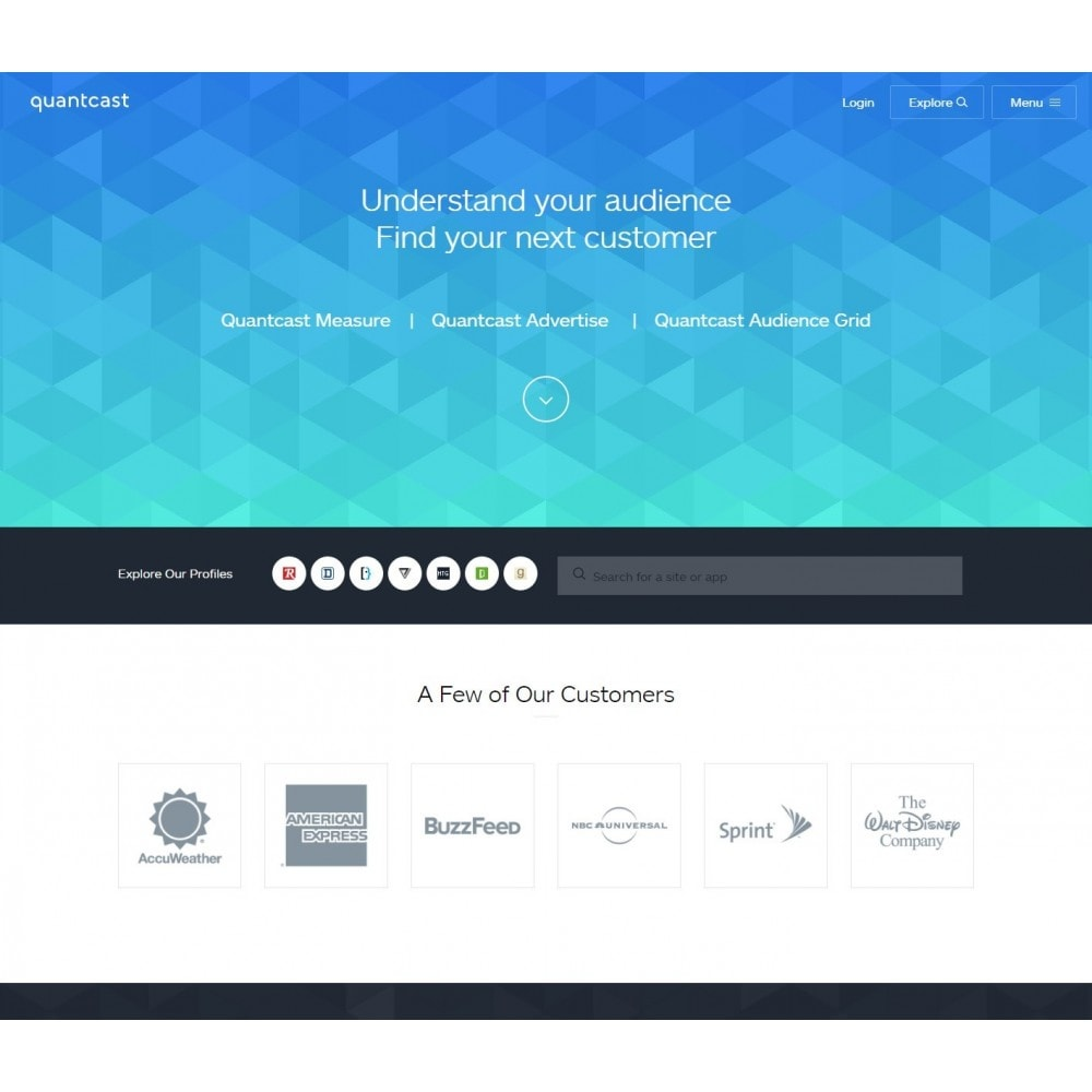 module - Analizy & Statystyki - Quantcast - Measure and Advertise - 2