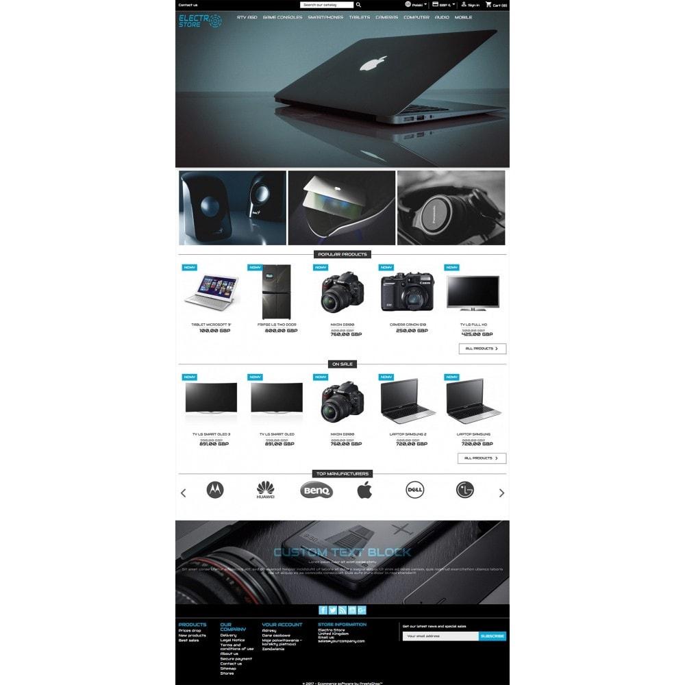 theme - Elektronika & High Tech - Electro Store - 3