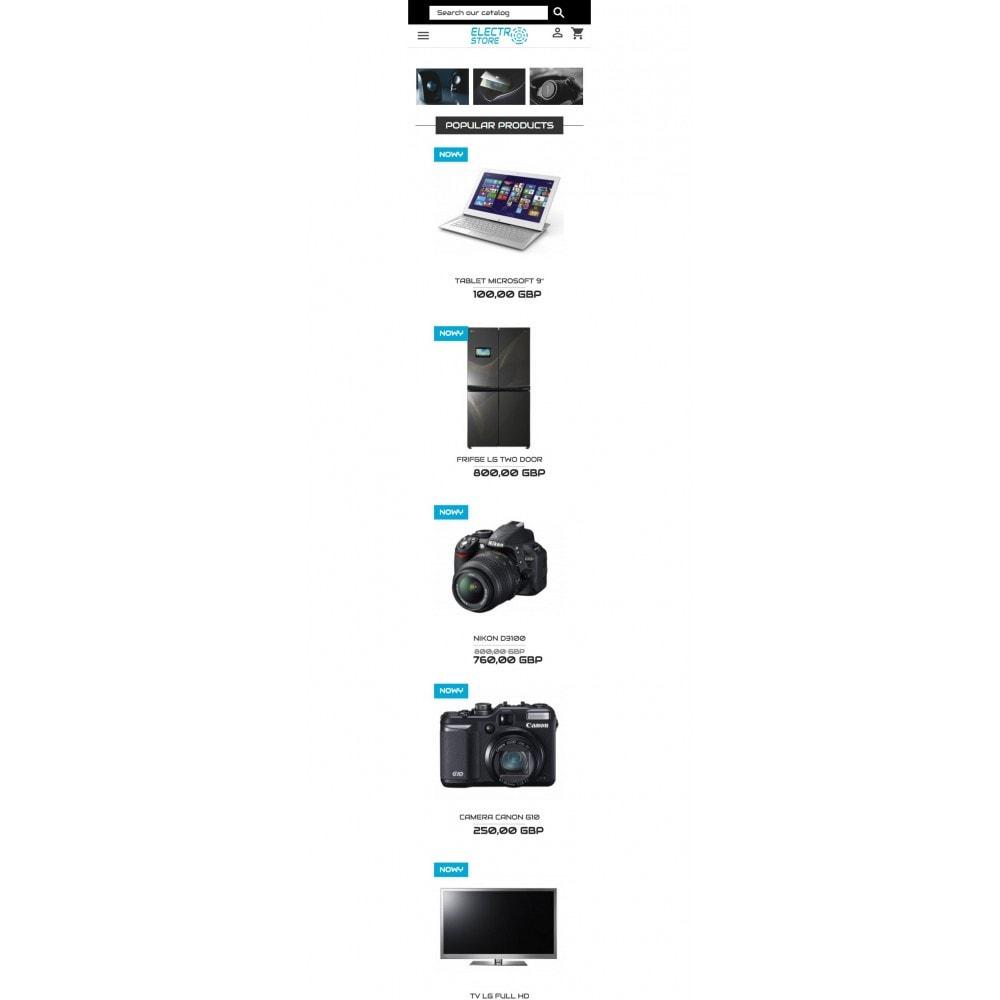 theme - Elektronika & High Tech - Electro Store - 8