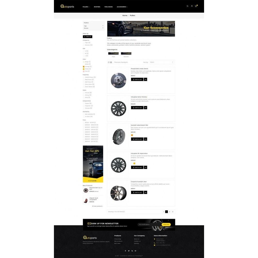 theme - Automotive & Cars - Auto Parts - 4