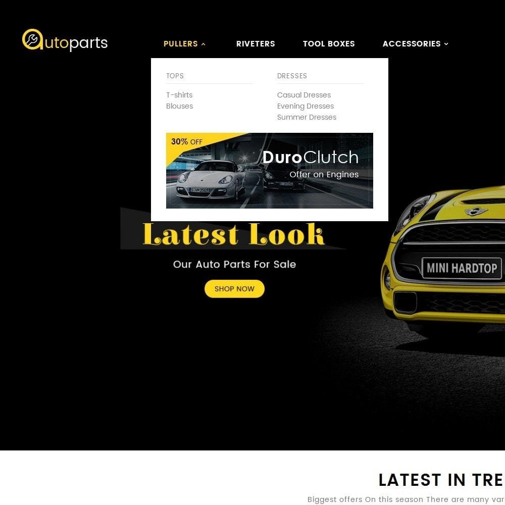 theme - Automotive & Cars - Auto Parts - 9