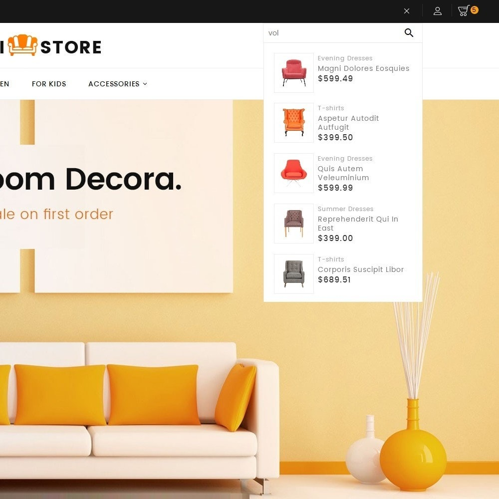 theme - Дом и сад - Furniture Store - 9