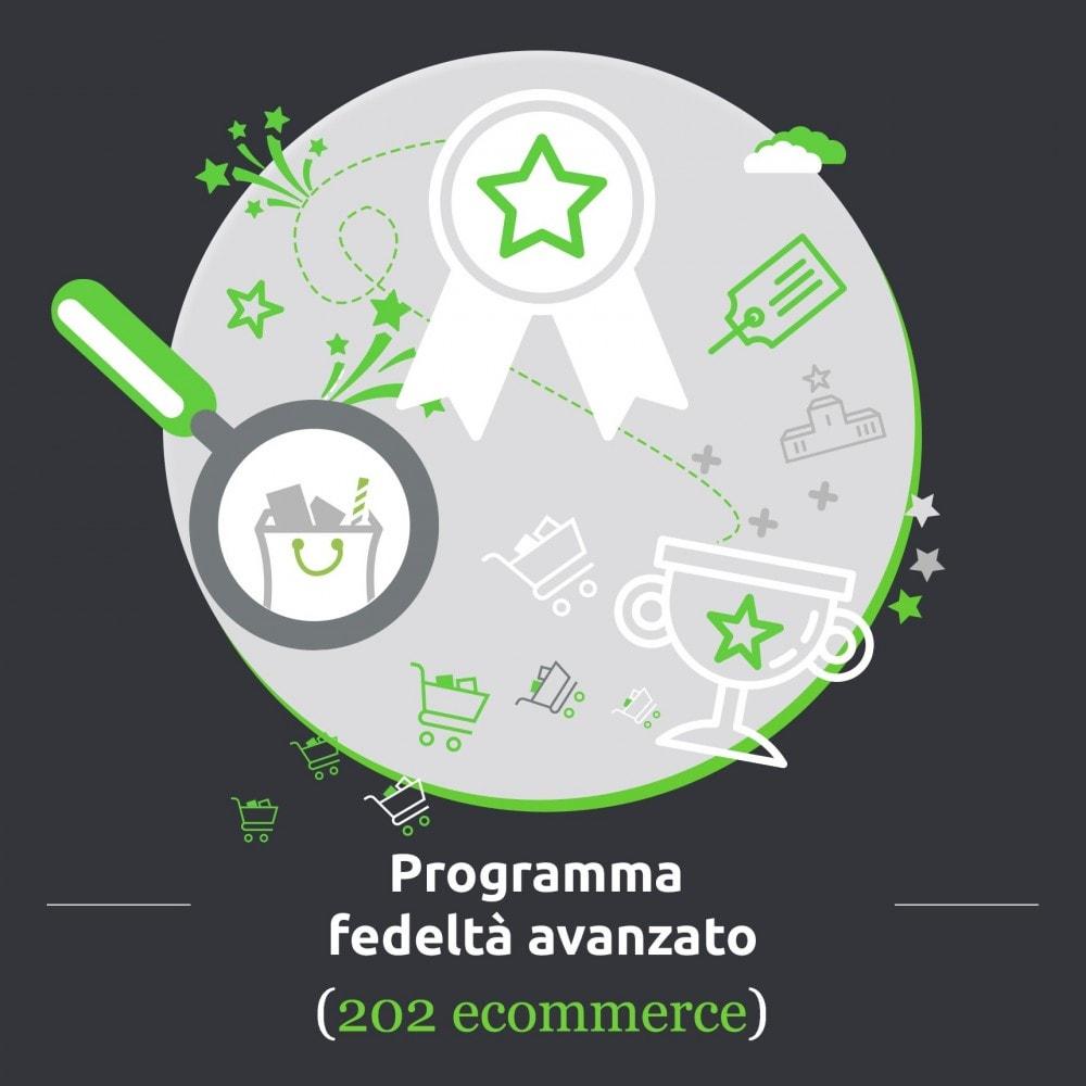 module - Programmi fedeltà & Affiliazione - Programma fedeltà avanzato / Loyalty Points - 1
