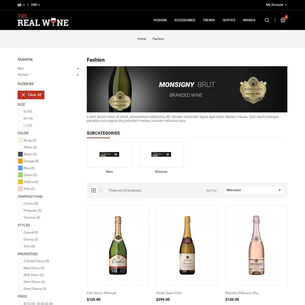 theme - Drank & Tabak - The Real Wine Store - 3