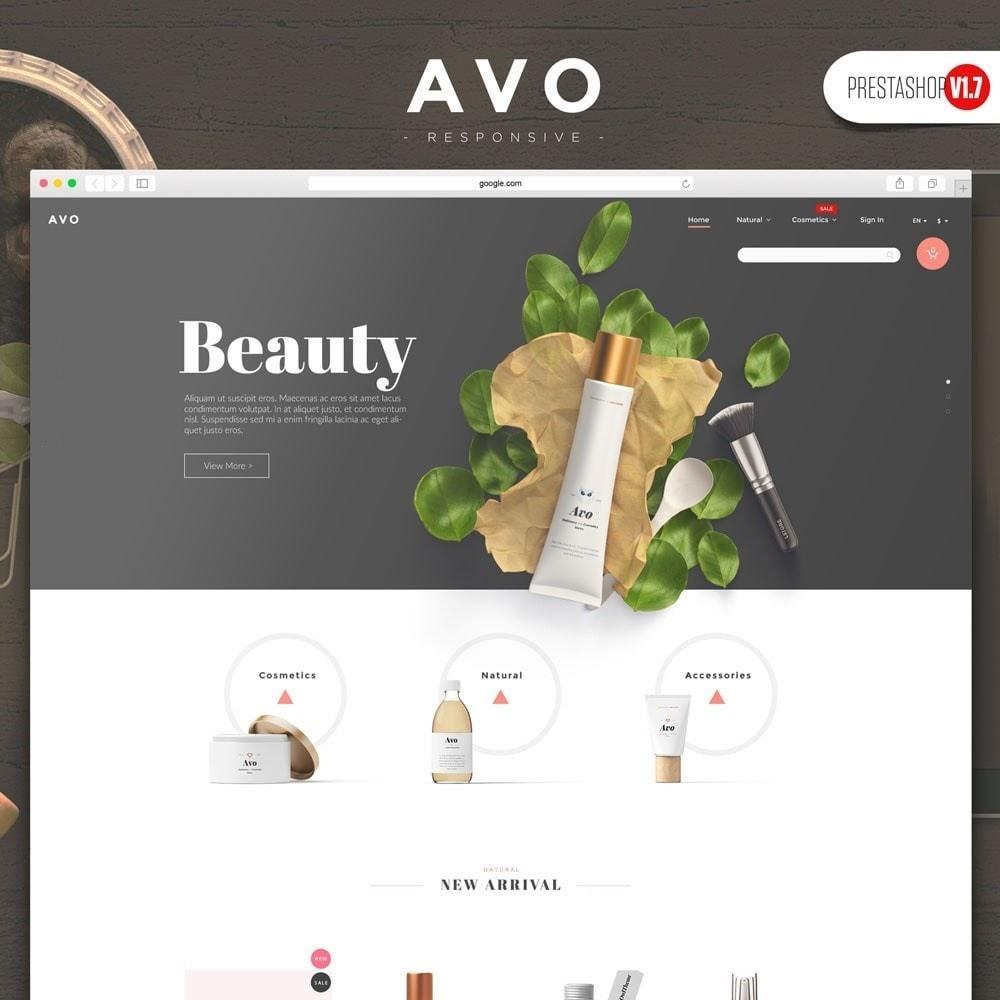theme - Gesundheit & Schönheit - Avo Beauty - 1