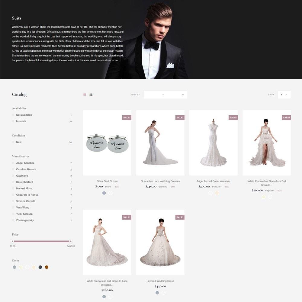 theme - Cadeaux, Fleurs et Fêtes - EvePrest Wedding - Wedding Online Store - 7