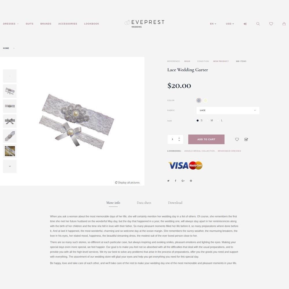 theme - Подарки, Цветы и праздничные товары - EvePrest Wedding - Wedding Online Store - 10