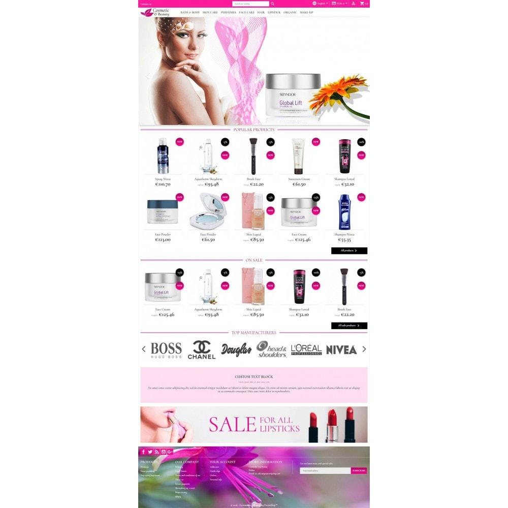 theme - Saúde & Beleza - Cosmetics & Beauty - 2