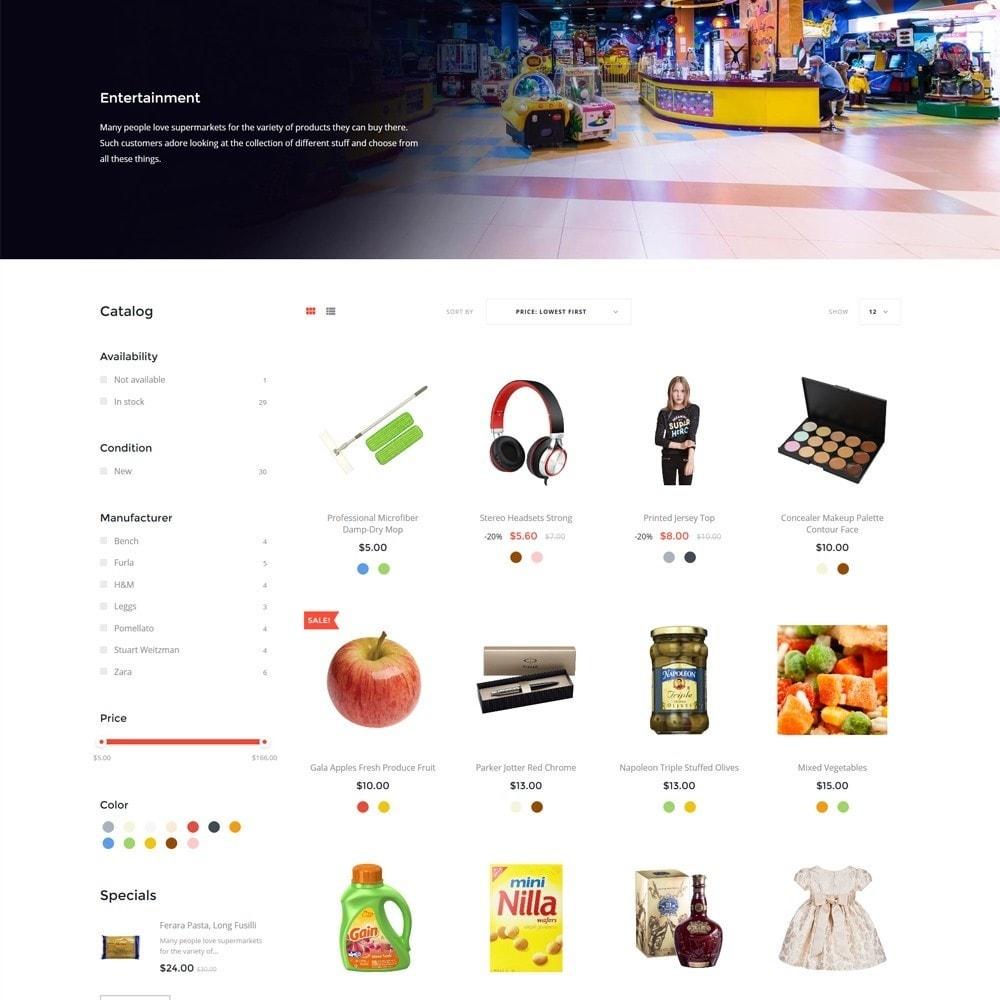 theme - Cibo & Ristorazione - EvePrest Supermarket - Supermarket Online Store - 5