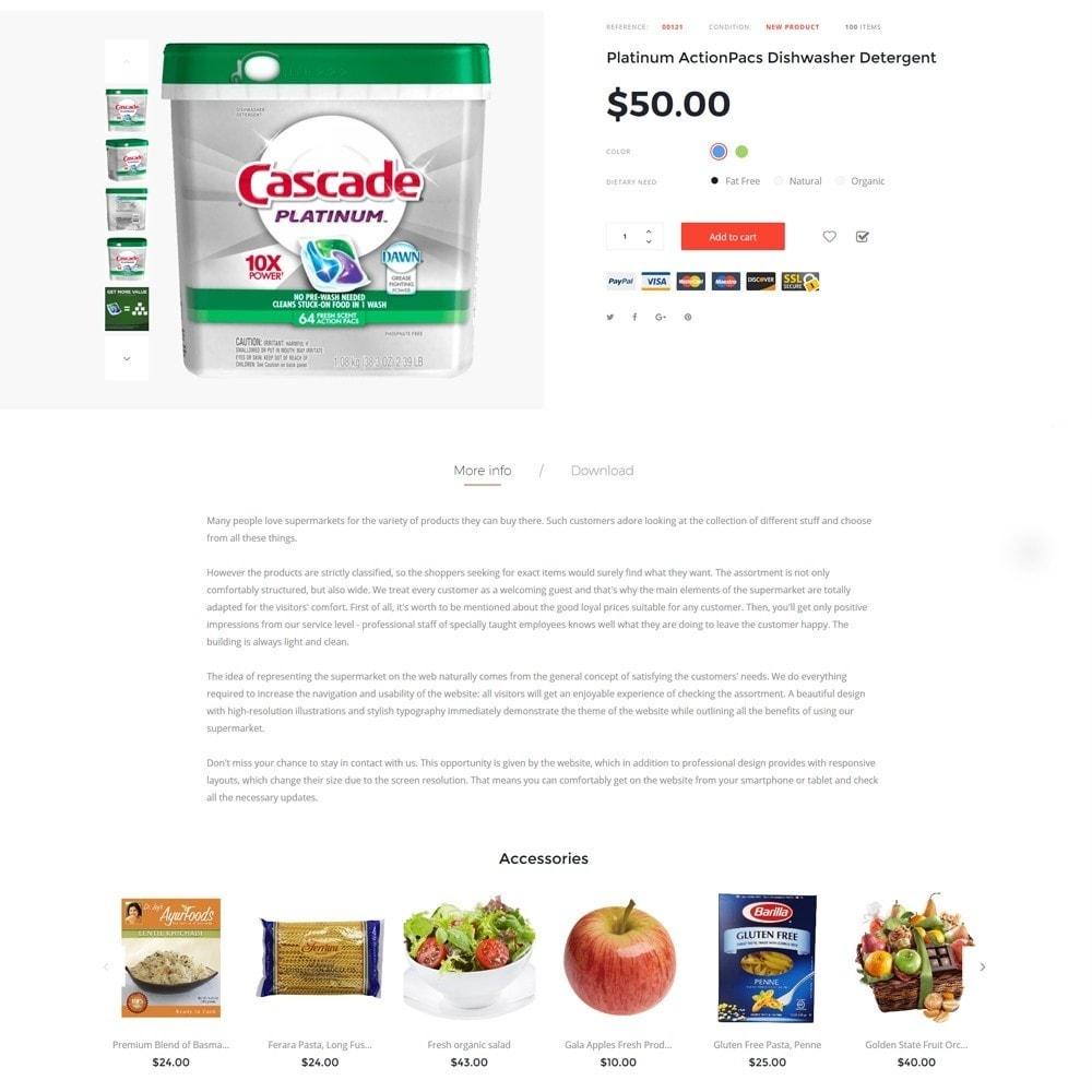theme - Cibo & Ristorazione - EvePrest Supermarket - Supermarket Online Store - 7