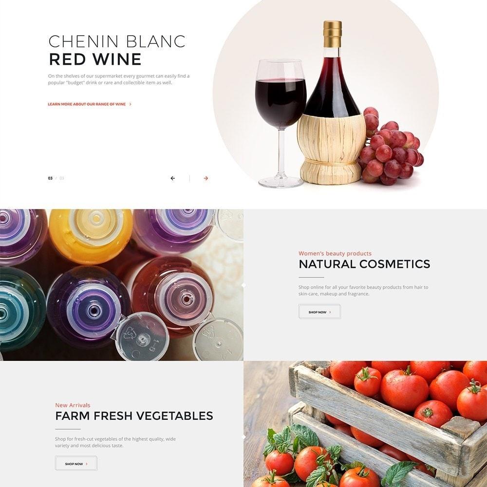 theme - Cibo & Ristorazione - EvePrest Supermarket - Supermarket Online Store - 8