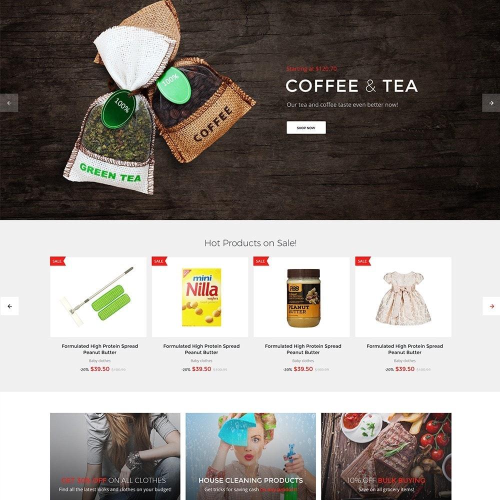 theme - Cibo & Ristorazione - EvePrest Supermarket - Supermarket Online Store - 10