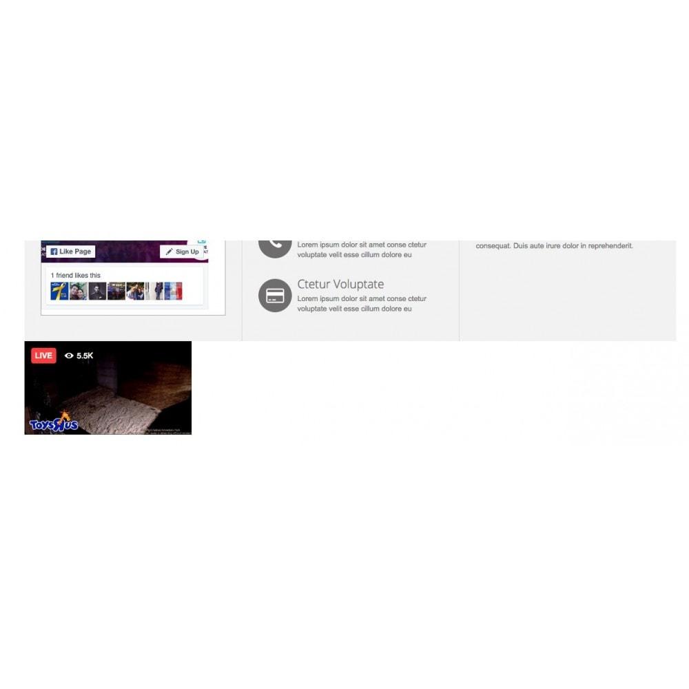 module - Produkte in Facebook & sozialen Netzwerken - Live Videos - 2
