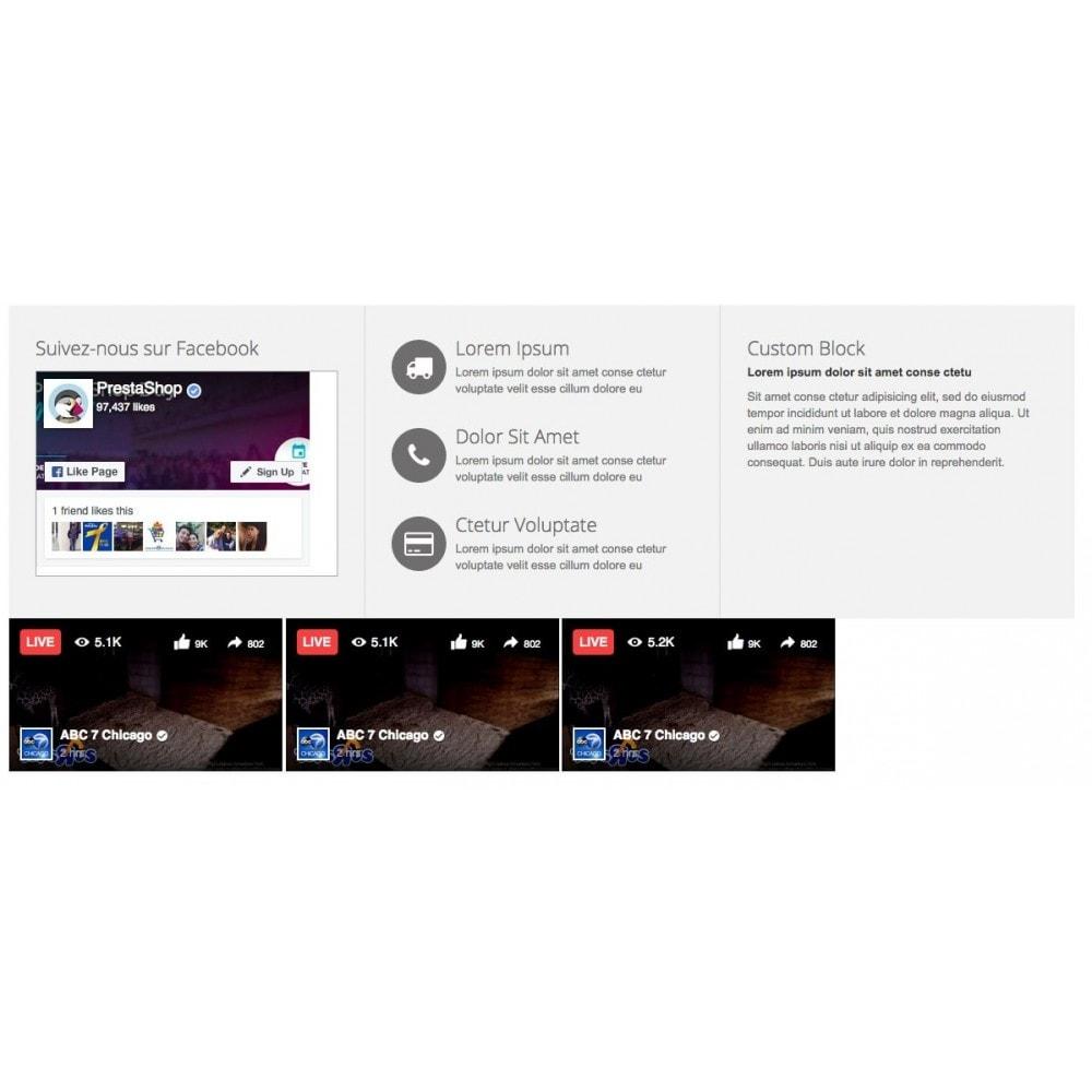 module - Produkte in Facebook & sozialen Netzwerken - Live Videos - 3