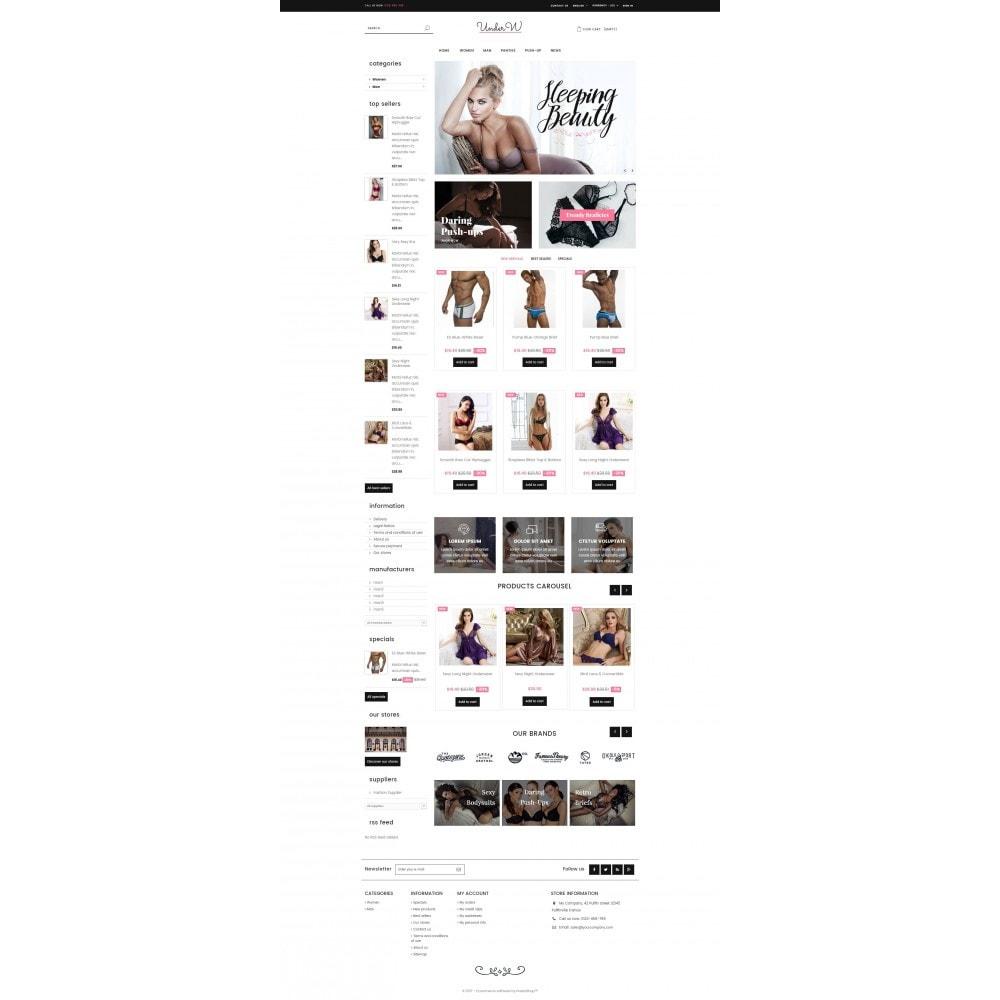 theme - Lingerie & Volwassenen - Underwear - 2