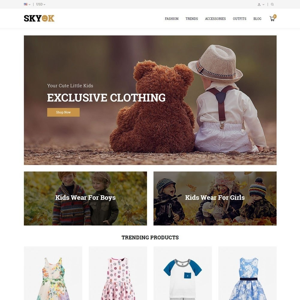 theme - Kinderen & Speelgoed - Skyok Kids Store - 2
