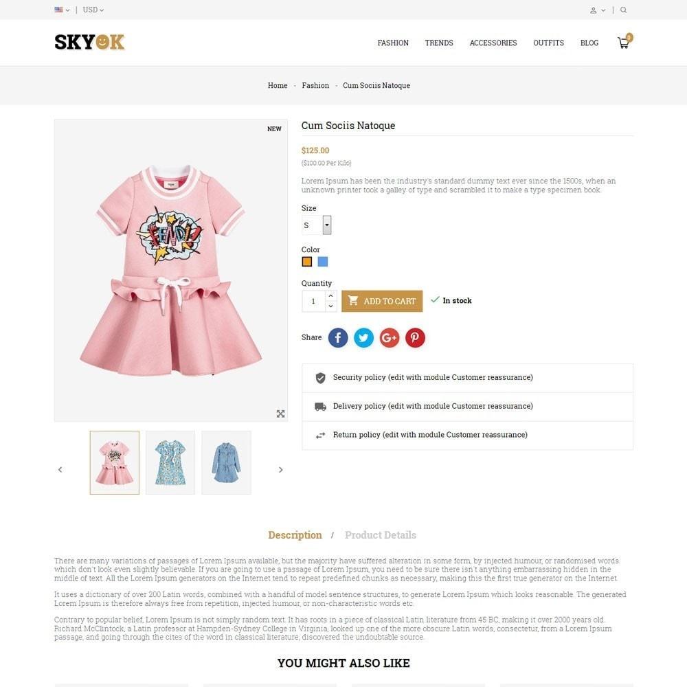 theme - Kinderen & Speelgoed - Skyok Kids Store - 5