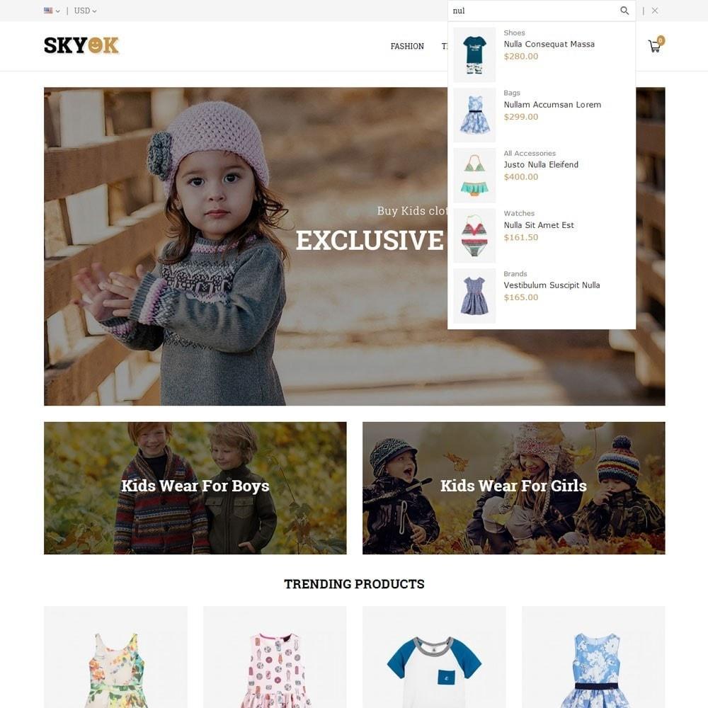 theme - Kinderen & Speelgoed - Skyok Kids Store - 6