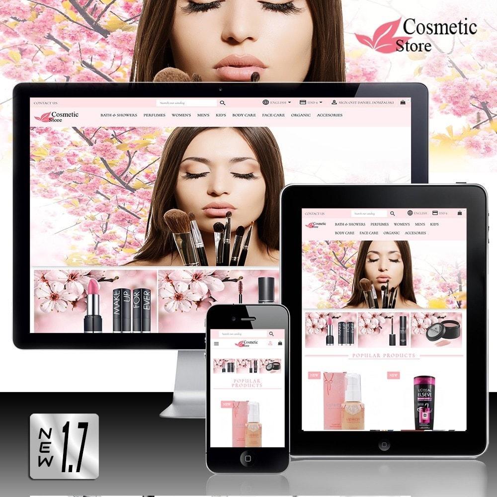 theme - Здоровье и красота - Cosmetic Store - 1