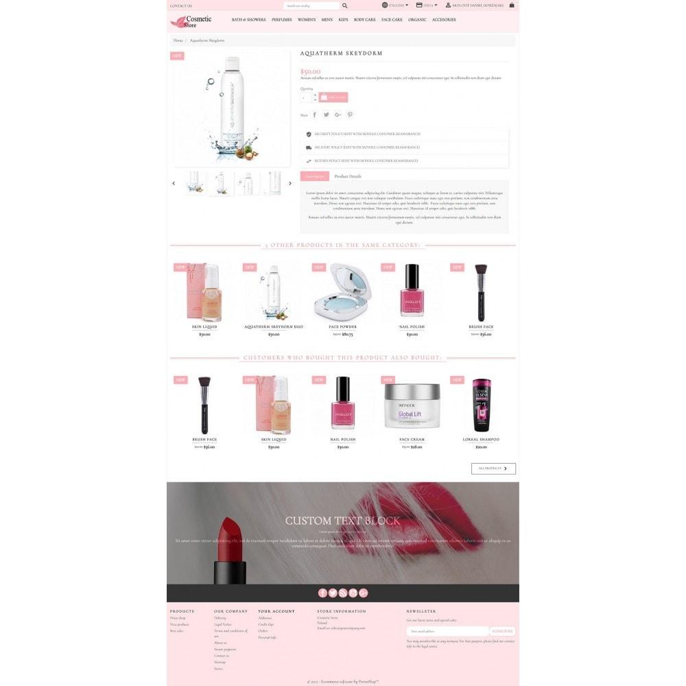 theme - Здоровье и красота - Cosmetic Store - 3