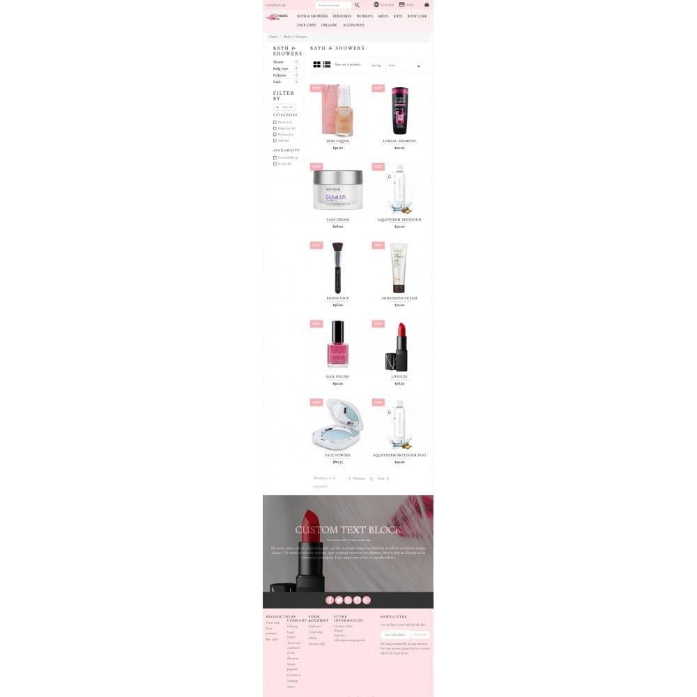 theme - Здоровье и красота - Cosmetic Store - 7