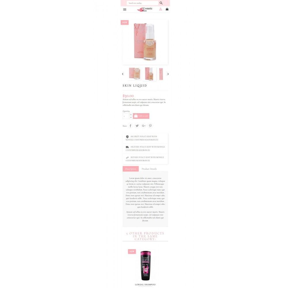 theme - Здоровье и красота - Cosmetic Store - 9