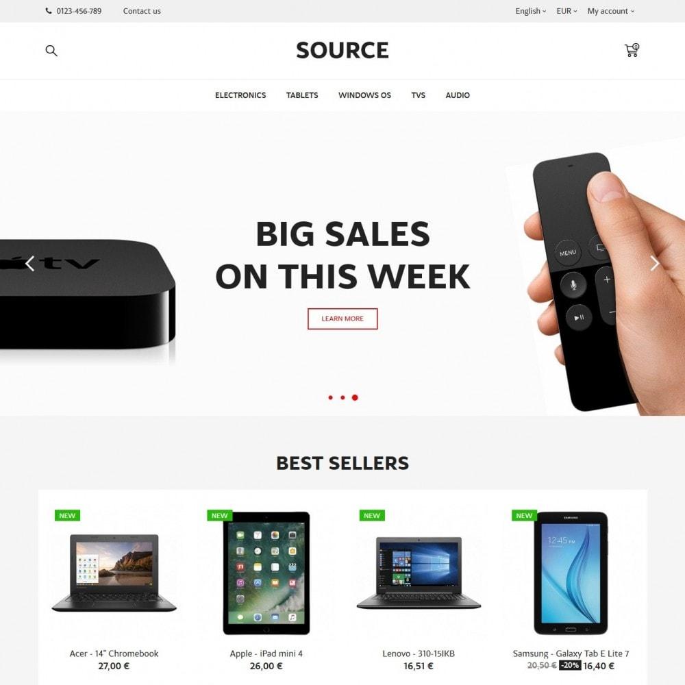 theme - Eletrônicos & High Tech - Source - High-tech Shop - 2