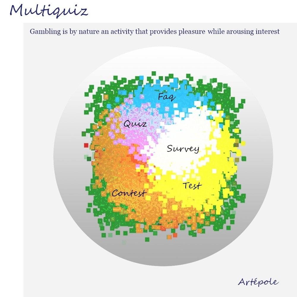 module - Игр-конкурсов - Multiquiz - 1