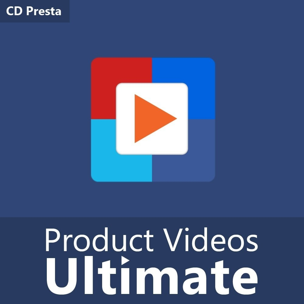 module - Vídeos & Música - Product Videos Ultimate for YouTube, Vimeo, and more - 1