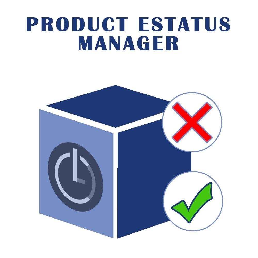 module - Modifica rapida & di massa - LC Product Status - 1